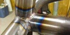 Метод проведения контроля качества сварки стальных труб