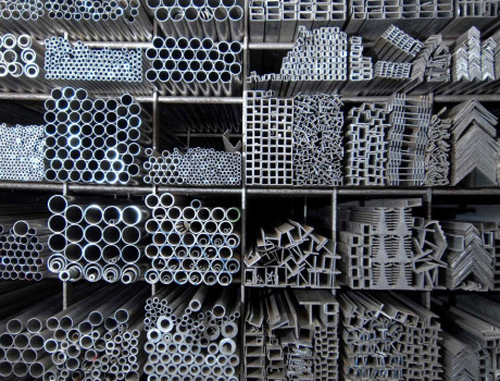 Черный металлопрокат: изготовление, применение, виды